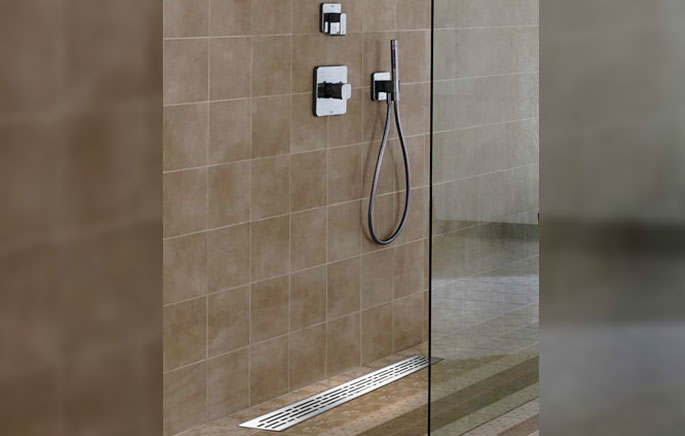 Shower-Channel